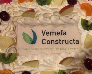 nieuwe website Vemefa Constructa
